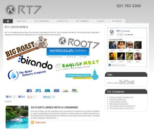 Rt7 launches in South Africa