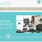 Versadesk Website