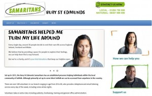 Samaritans Bury St Edmunds