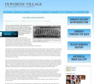 Ixworth Village