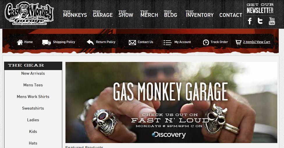 gas monkey garage welder girl gas monkey garage show
