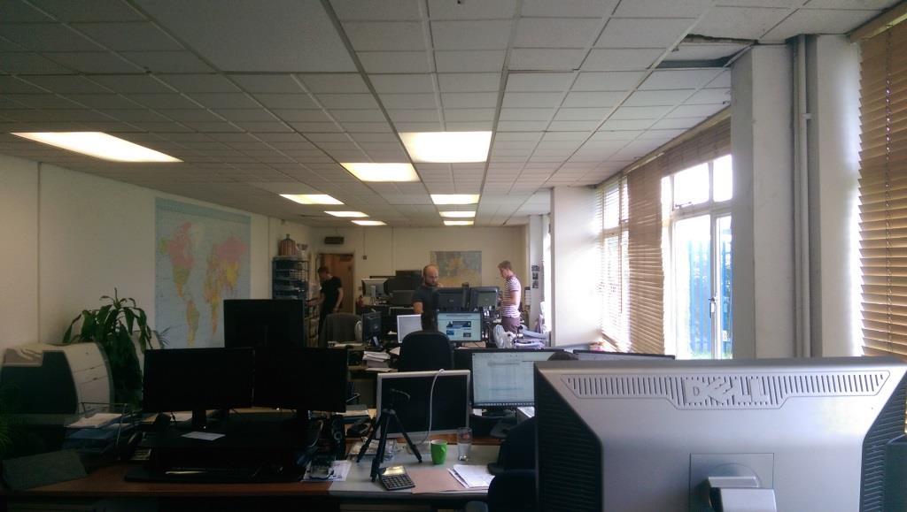 Varidesks In Our London Office
